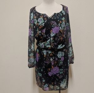 3for$20 floral dress Jessica Simpson xs